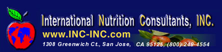 International Nutrition Consultants, Inc.